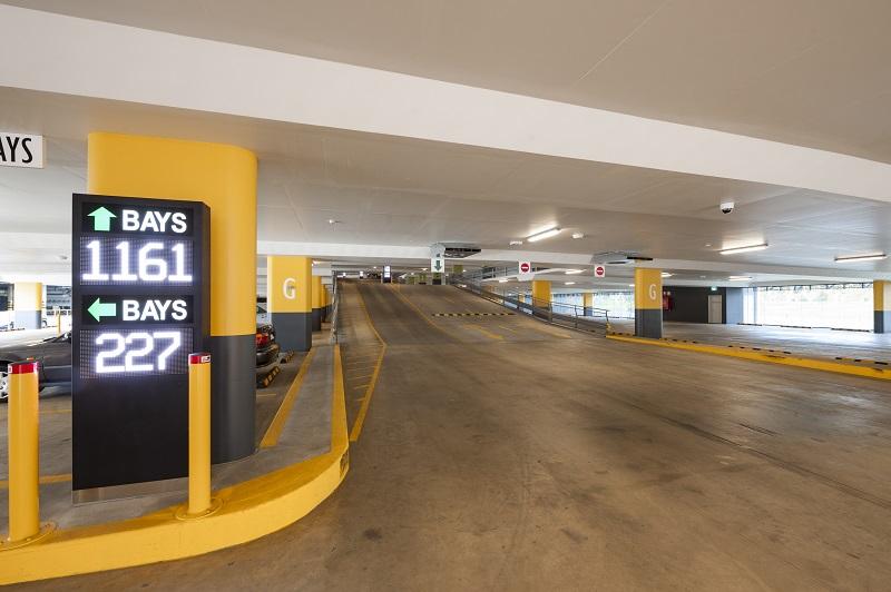 Crown Perth Parking