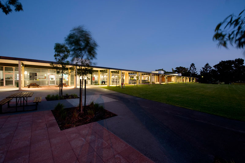 Perth modern school ps structures for Landscape architecture courses perth