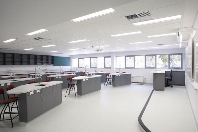 Rossmoyne Senior High School New Science And Technology