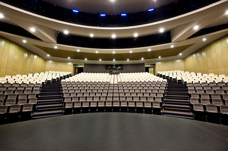 Sacred Heart College Stage 8 Works Proposed Auditorium